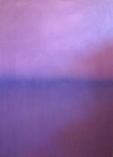 A Pink Darkness (Ireland, pre-dawn light) from Chiaroscuro Series by Paul Hughes