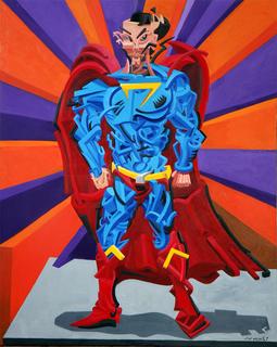 Superhero by Marcos Inácio