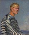 A sailor by Vasiliy Strigin
