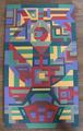 Geometric creation by Helen Marichevska