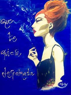 Que te quiera despeinada by Rosa C. buiza