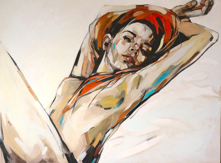 RED HAIR by Anna Bocek