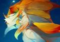 Naga Siren (Dota 2) by Io Zárate
