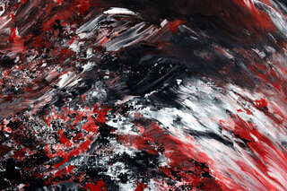 Triptych OF-46. Part 1. Fragment 4 by Oleg Frolov