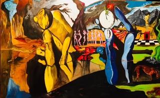 Versión metamorfisis de Narciso by Rosa C. buiza