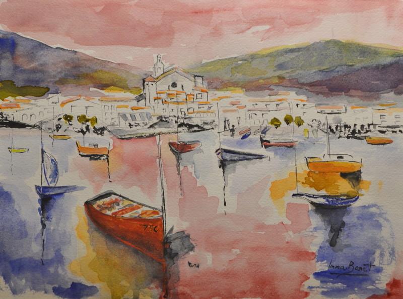 CADAQUÉS by Imma Banet Illa
