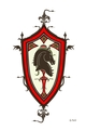 Coat of Arms - Third: Horses of the War (size XXL) by PACHI