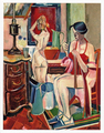 LA TOILETTE by François Desnoyer
