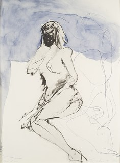 Tracey Emin - I think of You by Ren Si Hong