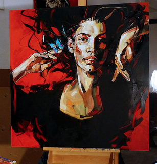 BUTTERFLY by Anna Bocek