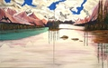 Malinge Lake by Eli Gross