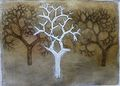 Fractal trees 6 Author's test 3 of 5 by Rosario de Mattos