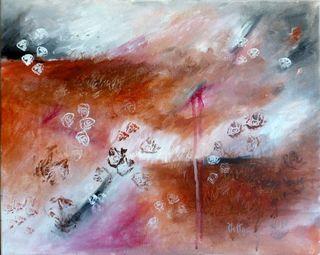 The garden of roses 22 by Rosario de Mattos