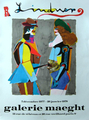 Richard Lindner affiche by Richard Lindner