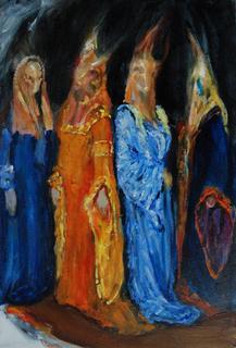 Ladies by Kamil Kozub