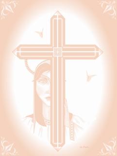 Saint Cross - banner - (size 20 XL) by PACHI