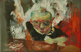 Selfportrait by Kamil Kozub