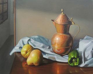 Bodegón con frutas by Nacho Quiroga