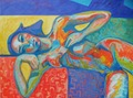 NUDE RELAX by Raquel Sara Sarangello
