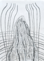 Skein and cage by Ángela Gómez Perea