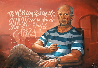 "Genial Ideas by Carlos Cenoz Bermejo ""Dino"""