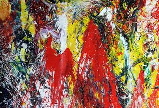 Wings  Fragment 4 by Oleg Frolov