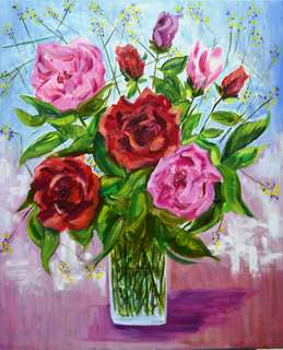 ROSES by Imma Banet Illa