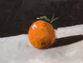 An Orange by Alan Harris