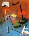 Composition, 1963 by Joan Miró