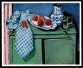 Still Life with Green Buffet by Henri Matisse