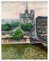 Abside de Notre-Dame (aka Apse of Notre Dame) by Albert Marquet