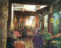 Market of Fez. Morocco by Miquel Cazaña