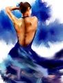 Bailando by Susana Zárate