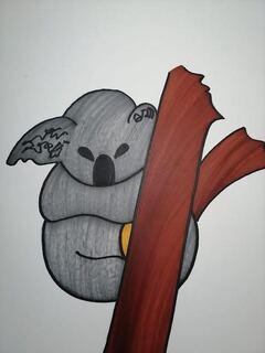 KOALA by Angel Escalera