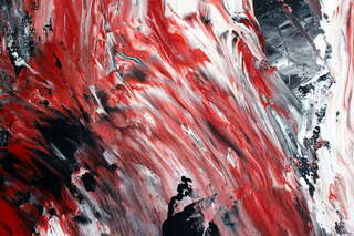 Triptych OF-46. Part 1. Fragment 2 by Oleg Frolov