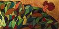 Soñando bajo las hojas by Aurora Herbo