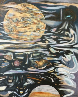 Cosmos by Scott Andrew Spencer