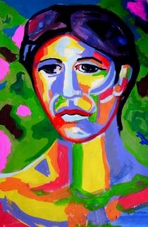 COLOURS by Raquel Sara Sarangello