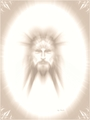 Jesus Christ -  banner (size 20 XL) by PACHI