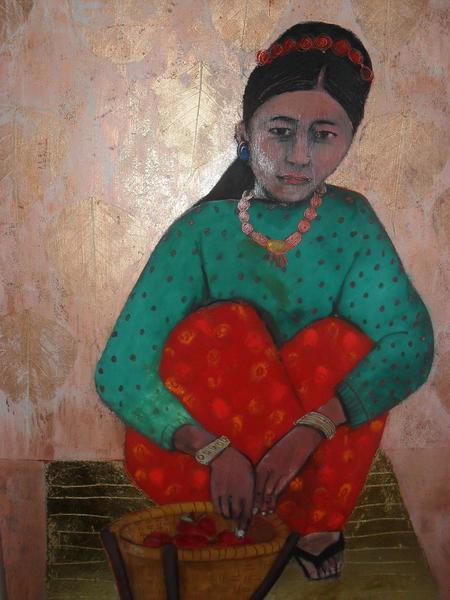 Counting Apples by Susan-Jayne Hocking
