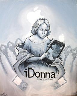 """IDonna by Carlos Cenoz Bermejo """"Dino"""""""