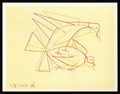 Two Pidgeons by Pablo Picasso