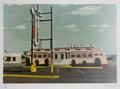Yankee Clipper Diner by John Baeder