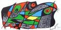 SWEDEN by Joan Miró