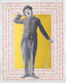 Belief (Charlie Chaplin) by Jirapat Tatsanasomboon
