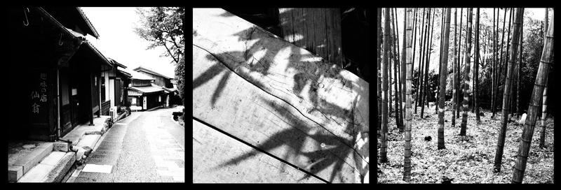 Serie Japan / Autumm'09: Arashiyama walking by Sonia A. Alzola