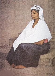 Doncella by Francisco Zuñiga