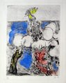 Crossing the Red Sea by Marc Chagall