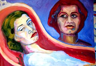 THOUGHTS by Raquel Sara Sarangello