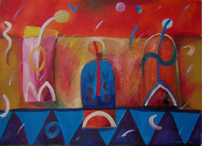 Las viajeras entretenidas by Jaime Lupercio